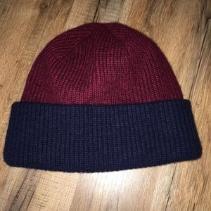 J. Crew Cashmere winter hat